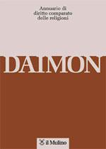 Daimon. Annuario di diritto comparato delle religioni