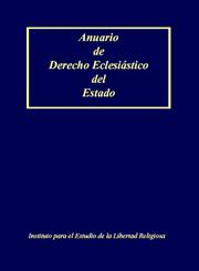 Anuario de Derecho Eclesiástico del Estado