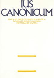 Ius Canonicum