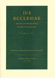 Ius Ecclesiae