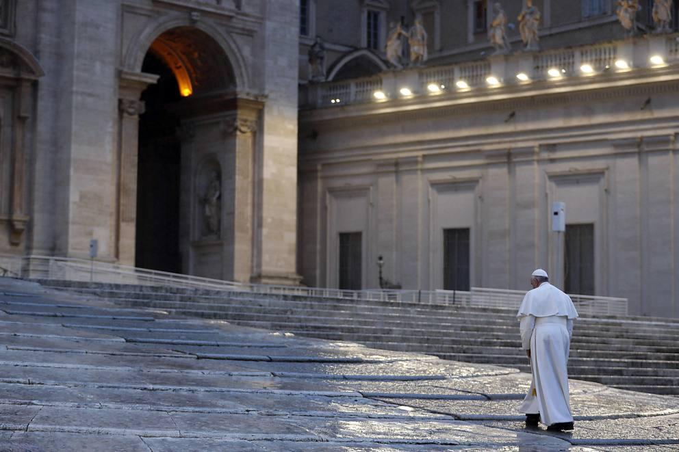 papa da solo